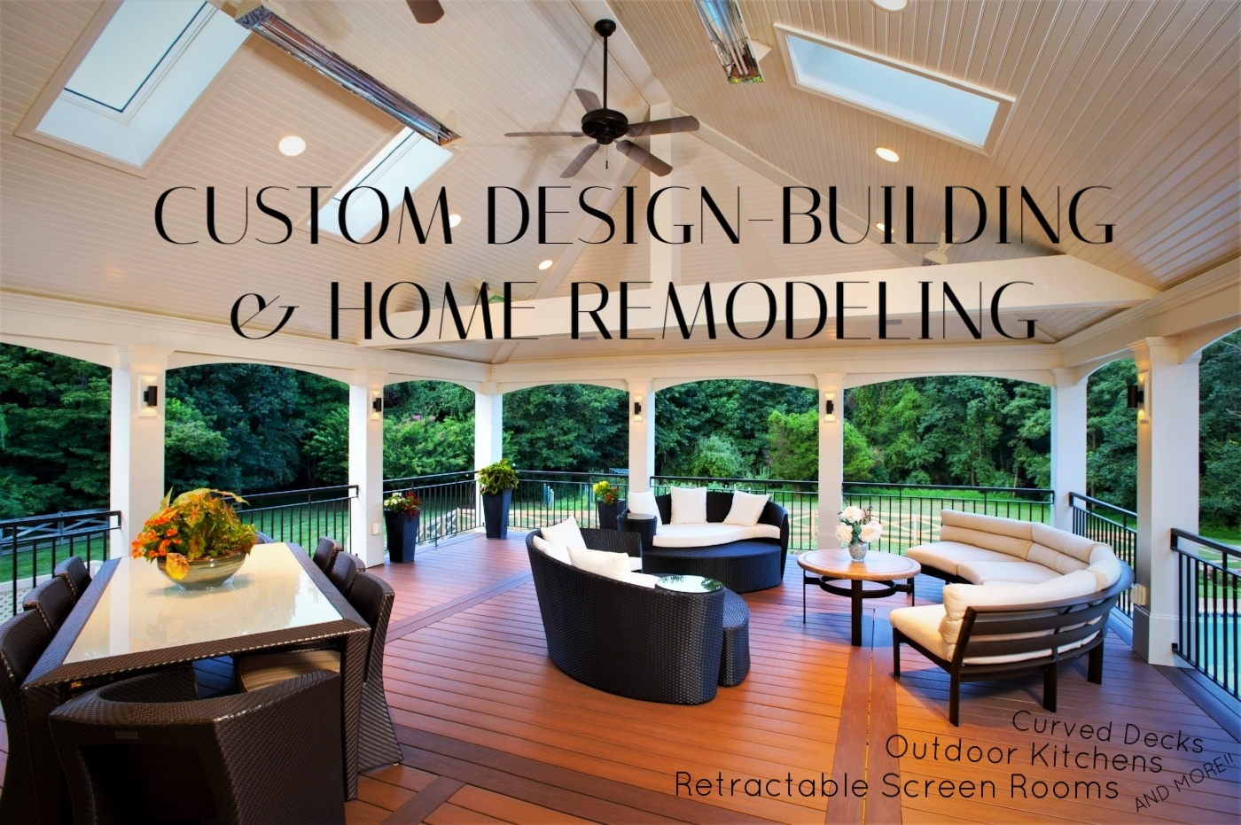 full-service remodeling and decking contractor in md, va, and d.c.