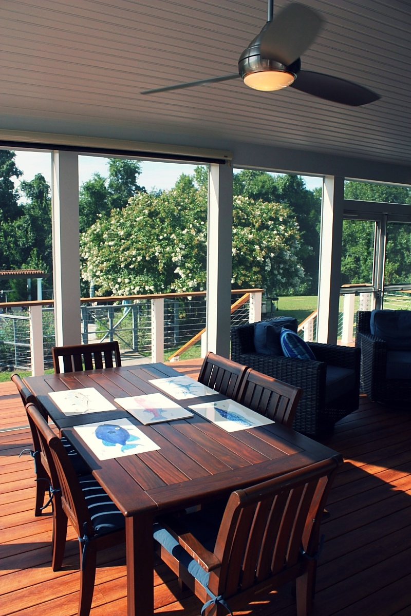 4 ways to keep bugs out of your screened porch in maryland for Porches login