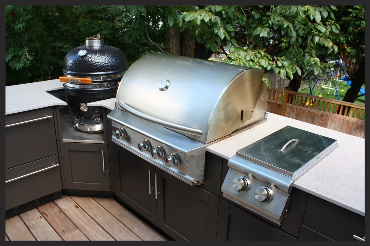 4 ways danver cabinets make outdoor kitchen ideas more functional - Things to consider when creating outdoor kitchens ...