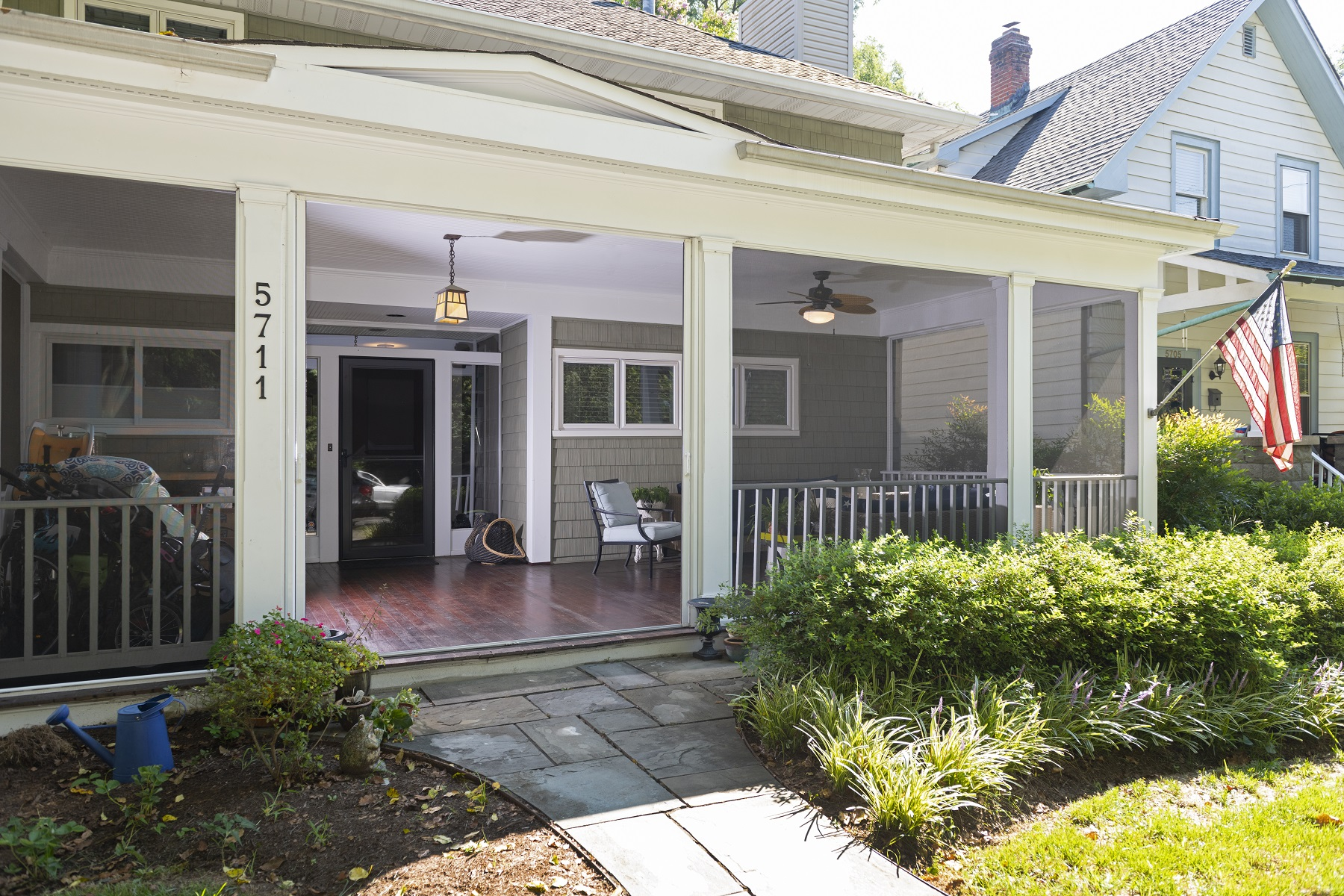screened_in_front_porch_with_retractable_screen_doors_washington_dc (3)